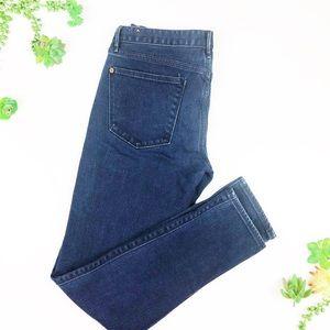 Madewell Skinny Low Denim Jeans